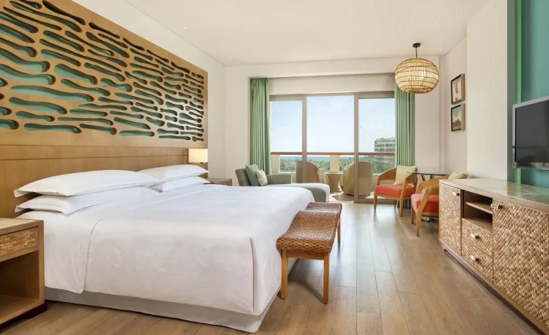 人均175元入住三亚五星海滨酒店,还有万元好礼免费送!